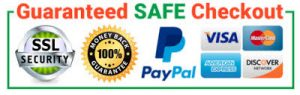 secure checkout by paypal